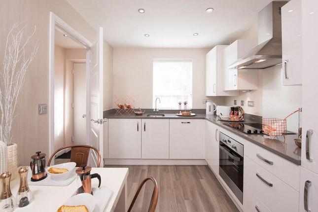 "Thumbnail Terraced house for sale in ""Barwick"" at Blackpool Road, Kirkham, Preston"