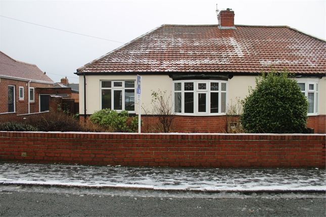 3 bed semi-detached bungalow to rent in Ashleigh Road, Newcastle Upon Tyne, Tyne And Wear NE5