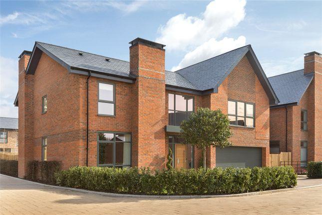 Thumbnail Detached house for sale in The Thompson, Upper Longcross, Chobham Lane, Surrey