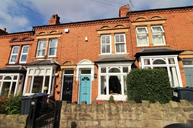 Thumbnail Terraced house for sale in Hartledon Road, Birmingham