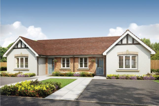 Thumbnail Semi-detached bungalow for sale in Hoyles Lane, Preston, Lancashire
