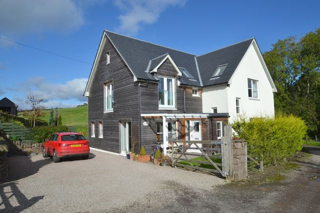 Thumbnail Detached house to rent in Thornhill, Stirling