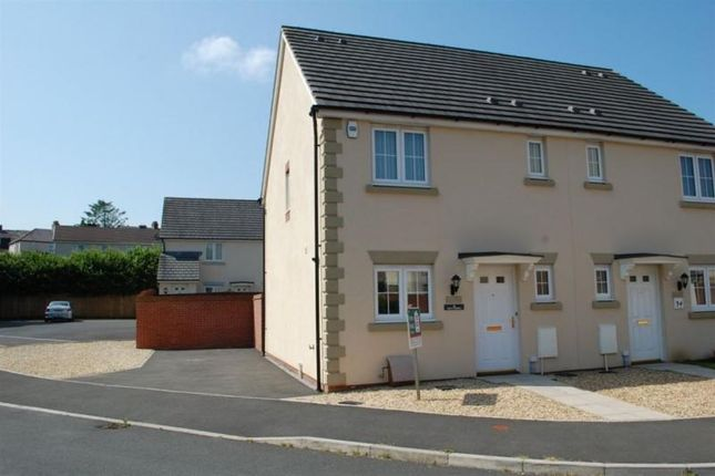 Thumbnail Property to rent in Maes Yr Ehedydd, Carmarthen