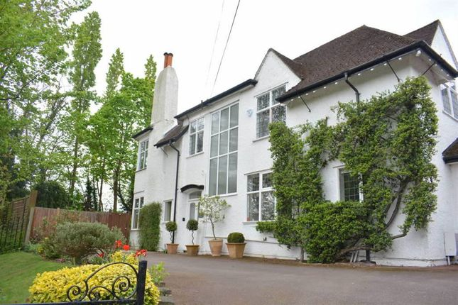 Thumbnail Detached house to rent in Hylands Close, Epsom