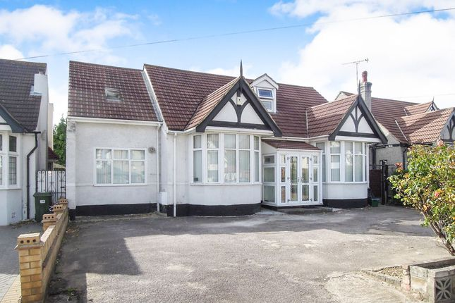 Thumbnail Detached bungalow for sale in Goodmayes Lane, Goodmayes, Ilford