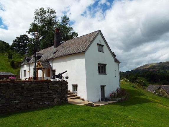 Thumbnail Detached house for sale in Holyhead Road, Llangollen, Denbighshire