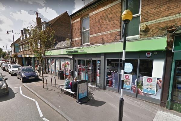 Thumbnail Retail premises to let in 6-10 High Street, Harefield, Uxbridge