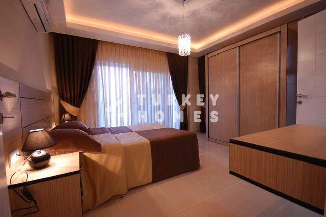 Spacious Detached Belek Golf Villa - First Floor Master Bedroom