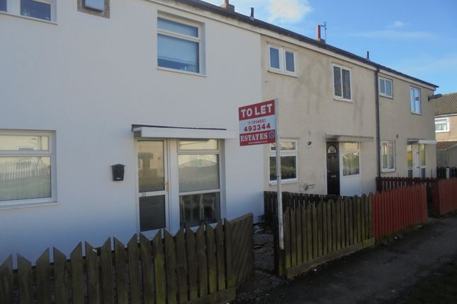 Thumbnail Terraced house to rent in Nashcourt, Hull