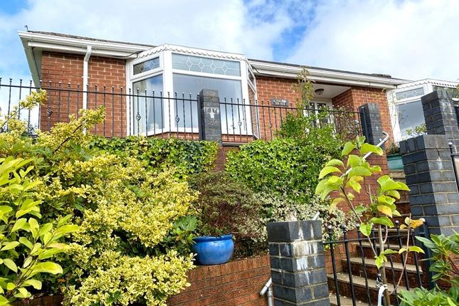 Thumbnail Detached house for sale in Tynewydd, Seven Sisters, Neath.