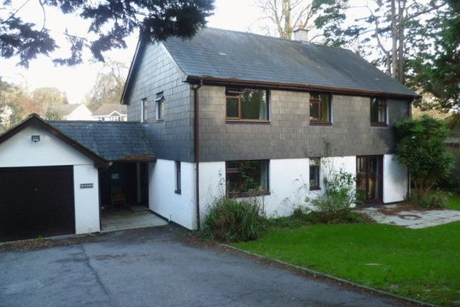 Thumbnail Detached house to rent in Blachford Road, Ivybridge