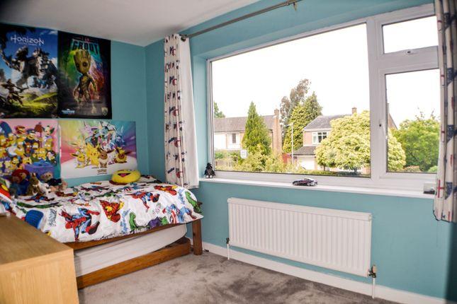 Bedroom Three of Southlands Road, Goostrey CW4