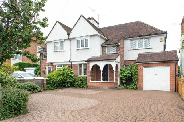 Thumbnail Semi-detached house for sale in London Road, Riverhead, Sevenoaks