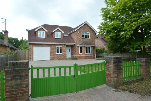 Thumbnail Detached house for sale in Sandy Lane, Wokingham