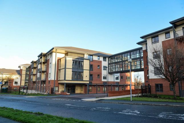 Thumbnail Flat for sale in Northgate Avenue, Chester