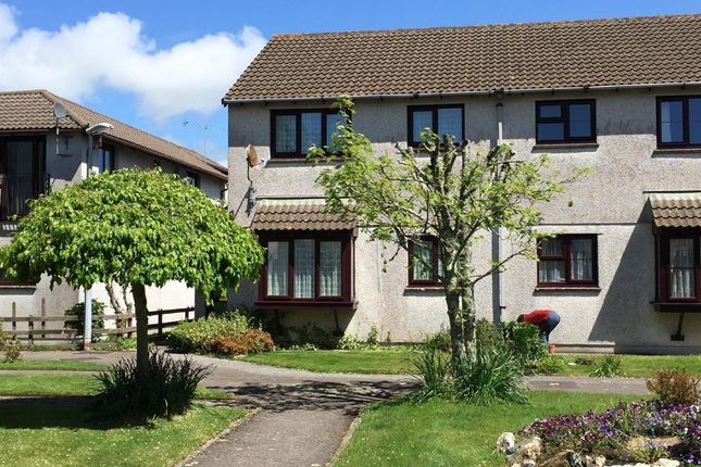 Thumbnail End terrace house to rent in Polmear Court, Wadebridge