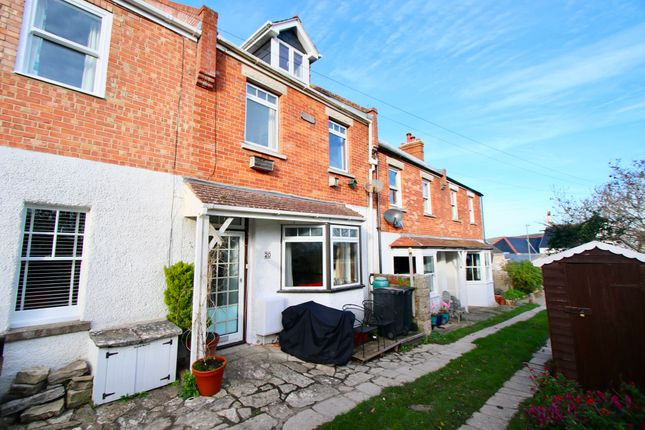 Thumbnail Terraced house for sale in Mount Scar, Swanage