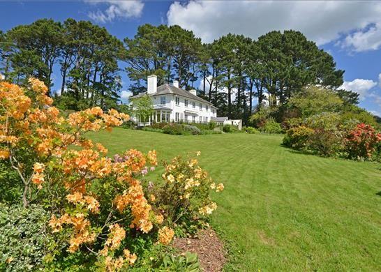 Thumbnail Detached house for sale in Hele Cross, Newton Abbot, Devon