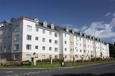 Thumbnail Flat to rent in Queens Crescent, Livingston, Livingston