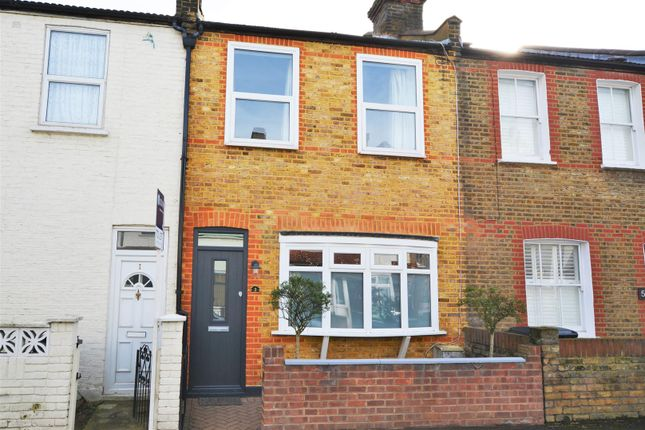 Terraced house for sale in Palestine Grove, Colliers Wood, London