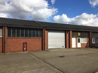 Thumbnail Light industrial to let in Henry Crabb Industrial Estate, Unit 4B, Littleport, Ely, Cambridgeshire