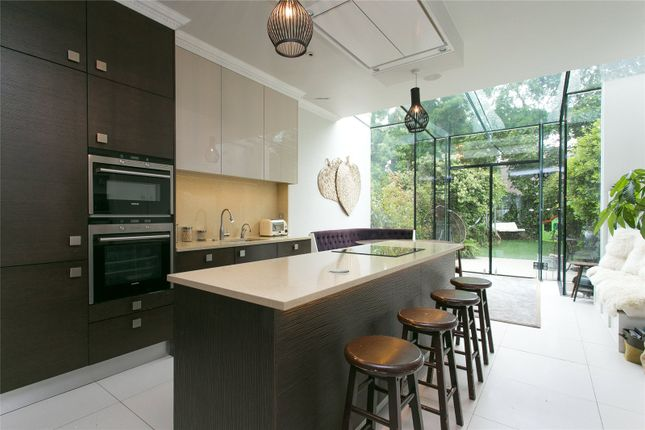 Thumbnail Semi-detached house for sale in Broadhinton Road, London