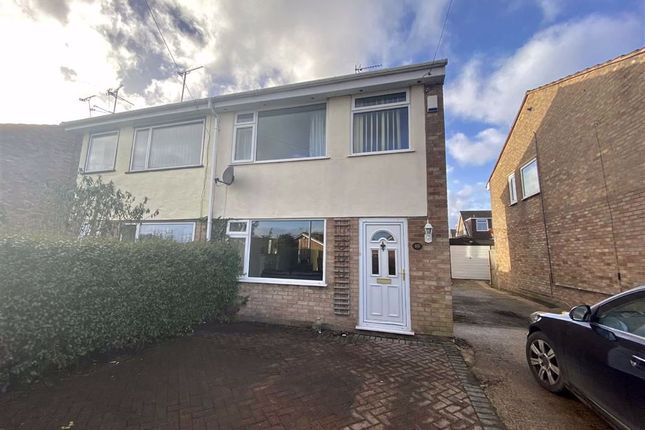 Thumbnail Semi-detached house to rent in Archway, Mold, Flintshire