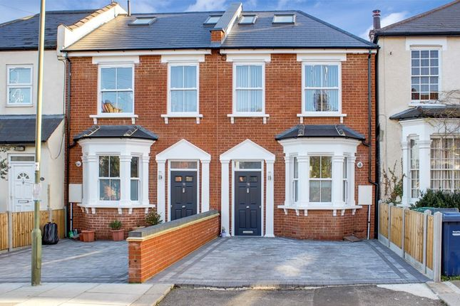 Terraced house for sale in Pembroke Road, Muswell Hill, London, Greater London