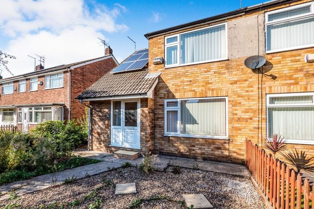 Thumbnail Bungalow for sale in Cotterdale, Sutton-On-Hull, Hull