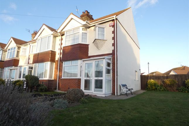 3 bed semi-detached house to rent in Margate Road, Ramsgate CT12