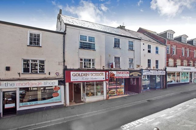 Thumbnail Flat for sale in John Greenway Close, Gold Street, Tiverton