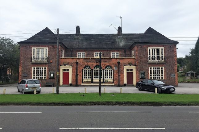 Thumbnail Pub/bar for sale in The Travellers Rest, Cheadle Road, Leek, Staffordshire