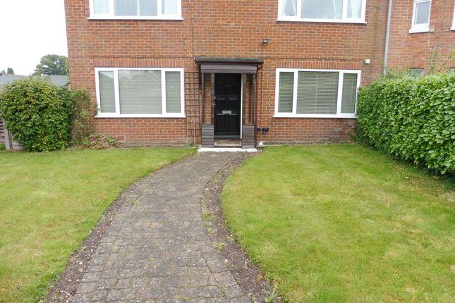 Thumbnail Flat to rent in Victoria Road, Ferndown