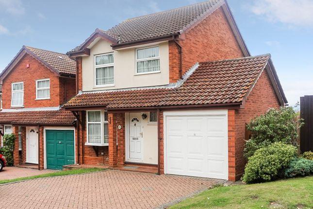 Thumbnail Link-detached house for sale in Hill Top, Tonbridge