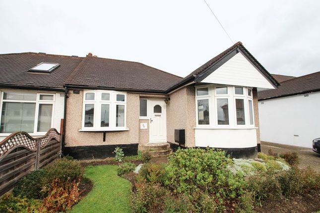 Thumbnail Bungalow to rent in Sutherland Avenue, Welling