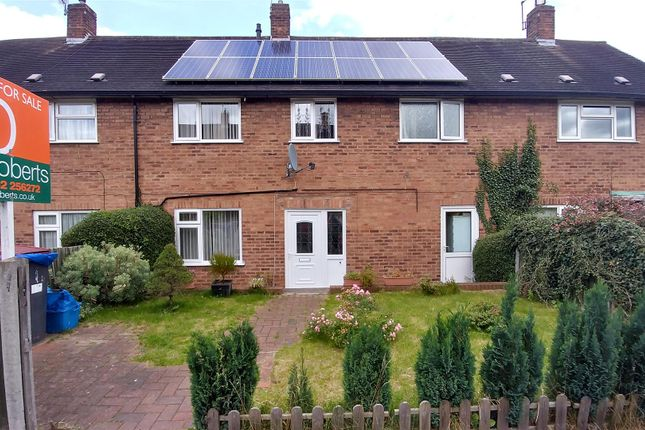 Thumbnail Terraced house for sale in Crescent Road, Hadley, Telford