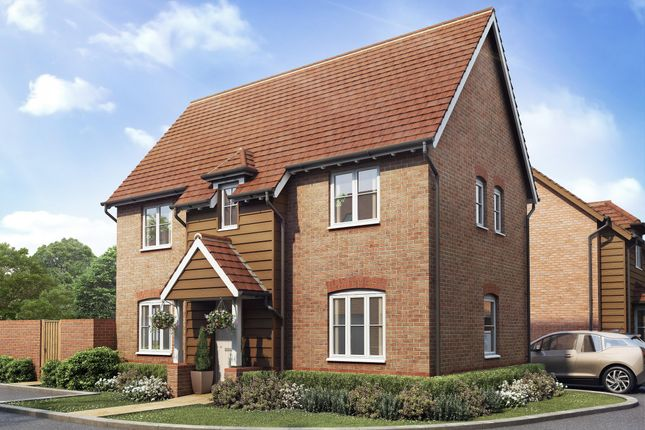 """Thumbnail Semi-detached house for sale in """"Morpeth"""" at West End Lane, Henfield"""