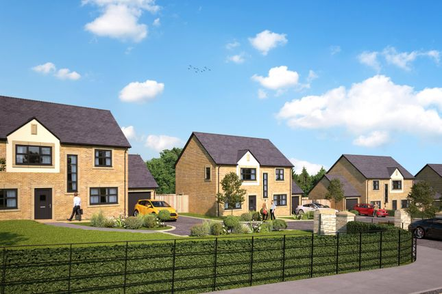 Detached house for sale in Folds Close Farm, New Brancepeth, Durham