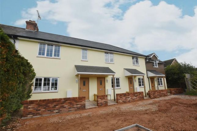 Thumbnail Terraced house for sale in Park View, Broadway, Woodbury, Exeter