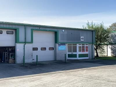 Thumbnail Light industrial to let in 4B, Victoria Industrial Estate, Roche, St Austell, Cornwall