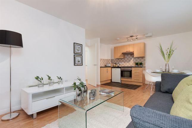 Living Area W Kitchen