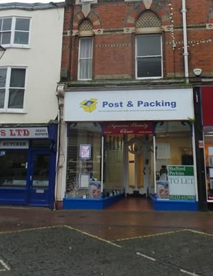 Thumbnail Commercial property for sale in High Street, Ashford, Kent
