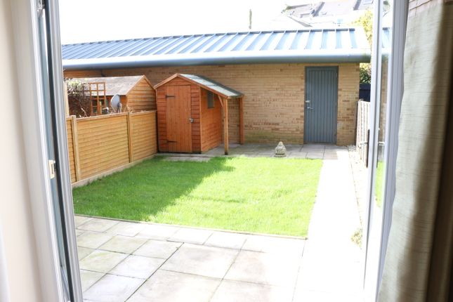 Thumbnail Terraced house to rent in Endeavour Court, Plymouth