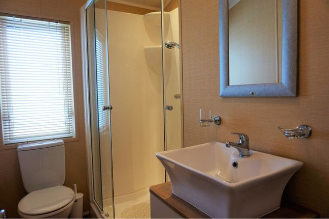 Shower Room of White Acre Holiday Park, Newquay TR8