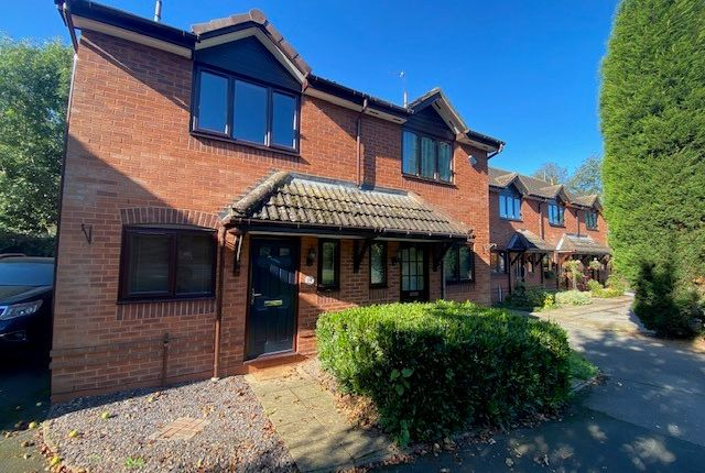 2 bed semi-detached house to rent in Old Road, Armitage, Rugeley, Staffordshire WS15