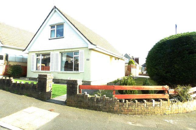 Thumbnail Detached house for sale in Glenwood Close, Coychurch, Bridgend