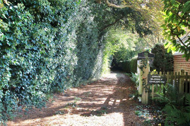 Entrance Gate of Culverden Down, Tunbridge Wells, Kent TN4