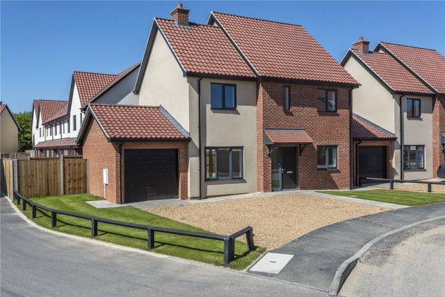 Thumbnail Detached house for sale in Plot 81 Wendover Park, Salhouse Road, Norwich