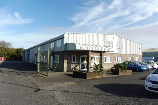 Thumbnail Light industrial to let in Unit 16, Barn Close, Plymouth, Devon