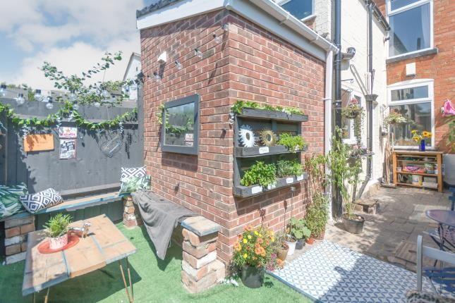 Garden of Sycamore Terrace, Vicarage Road, Kings Heath, Birmingham B14